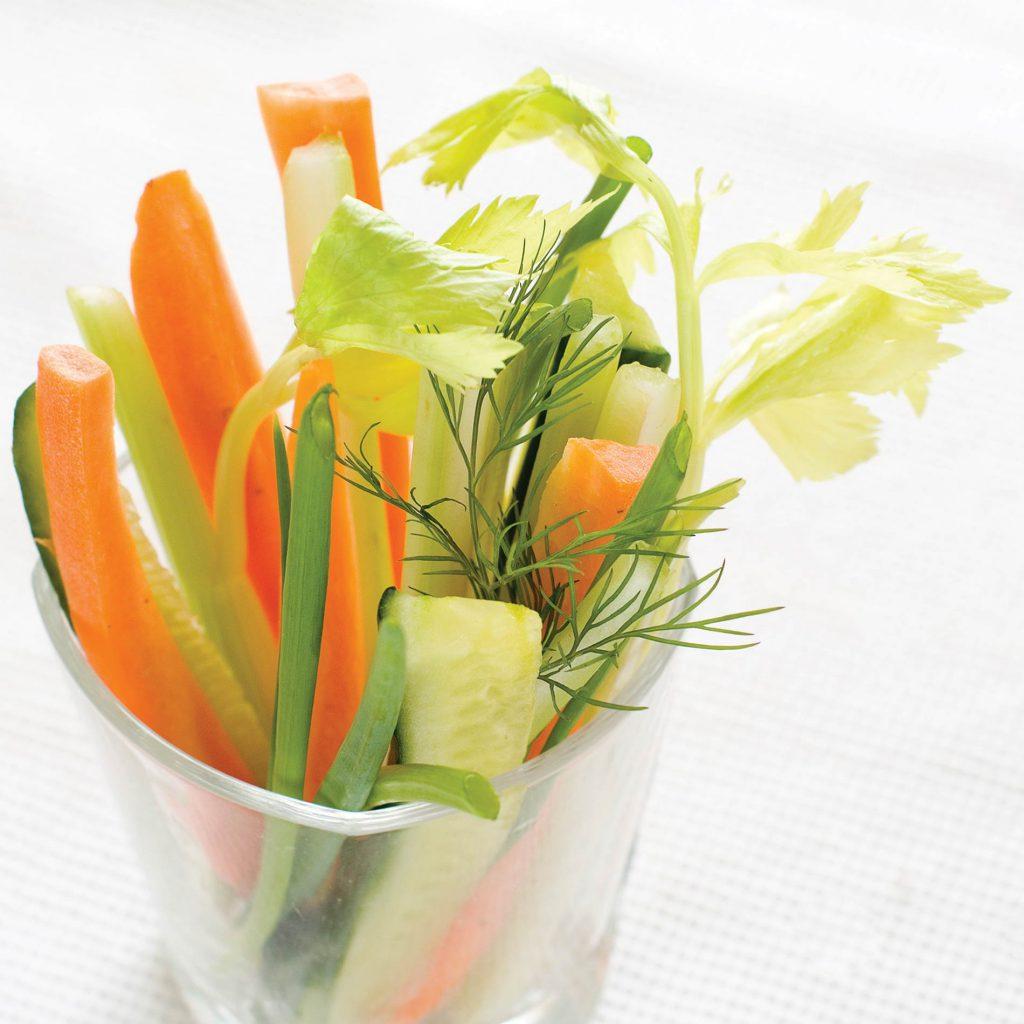 10 koolhydraatarme snacks