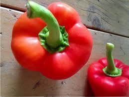 gevulde paprika