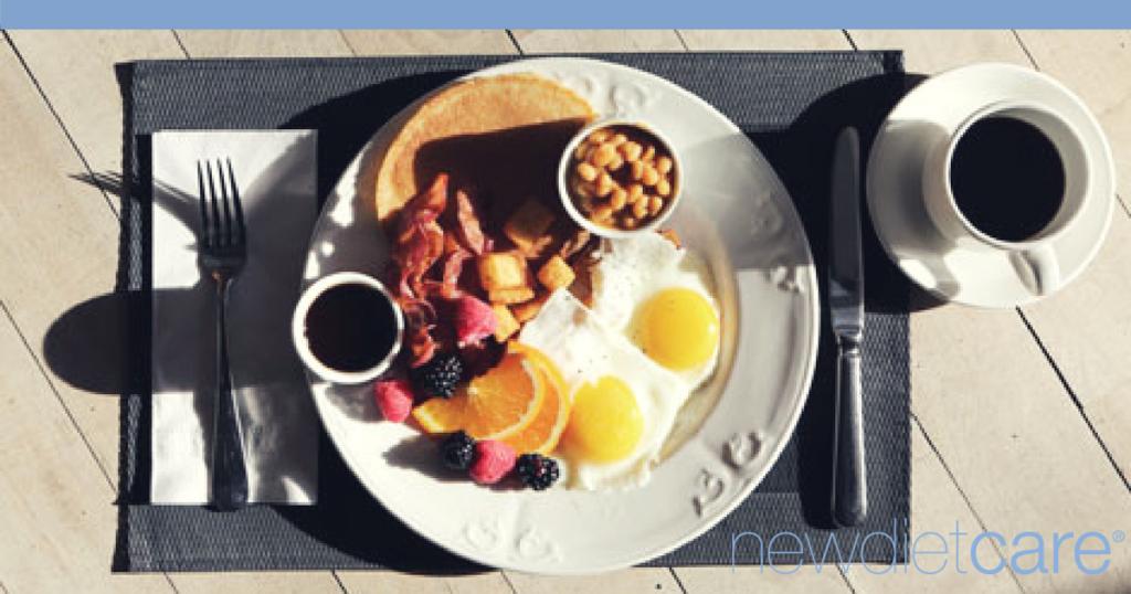 Het belang van een goed ontbijt