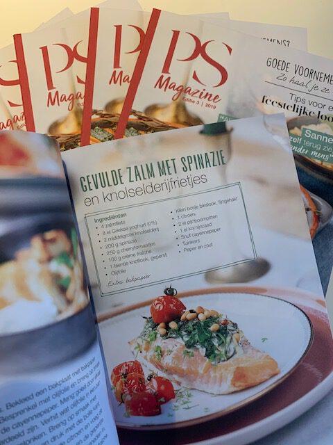 *GRATIS* PowerSlim Feestdagen Magazine