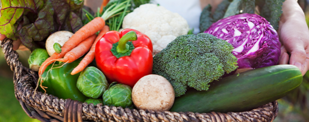 De 10 groentes met de meeste vitamine C