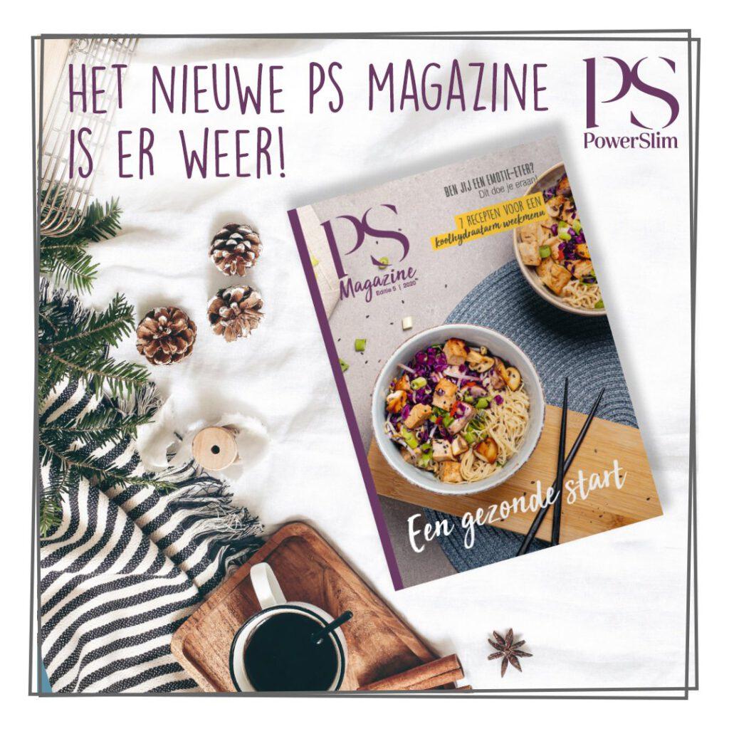 Het nieuwe PS Magazine is er weer!