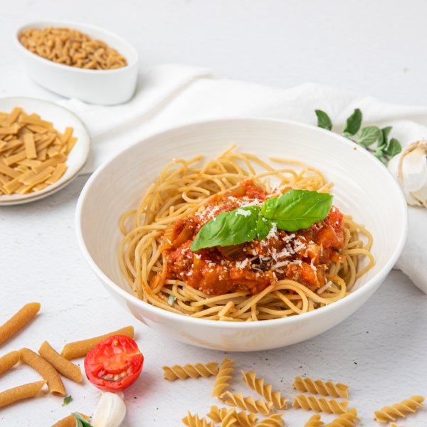 Nieuw! Koolhydraatarme spaghetti